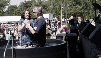 Baptism, North Hills Community Church, Greenville, Taylors, SC